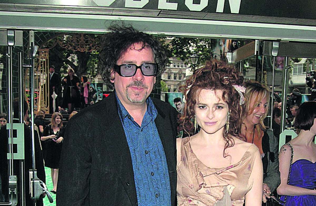 Nuclear waste pipe removed from Hollywood star Helena Bonham Carter's property