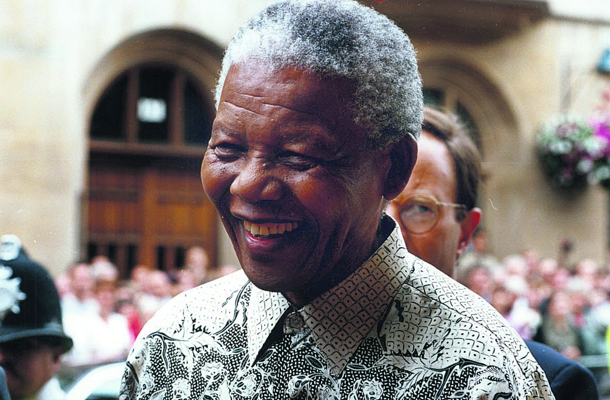 'A true hero whose legacy will live on' - Mandela remembered across county