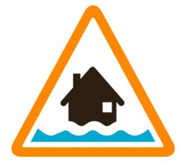 Environment Agency warn of increased risk of flooding after heavy rainfall