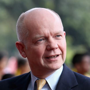 William Hague was challenged on 'very disturbing' exports of dual-use chemicals