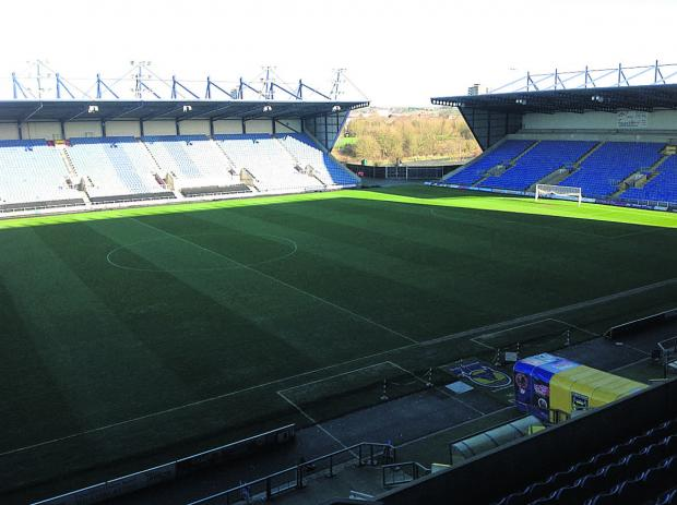 Herald Series: The Kassam Stadium