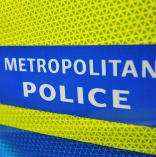 Herald Series: The Metropolitan Police are treating the incident as a murder-suicide