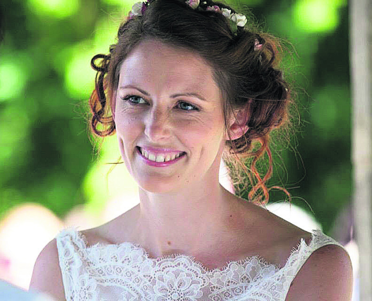 Blood clot killed schoolteacher four months after her wedding