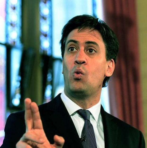 Herald Series: Ed Miliband's plan to reform the link between the two wings of the Labour movement has run into problems
