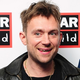 Damon Albarn is to release his first solo album, Everyday Robots, on April 28