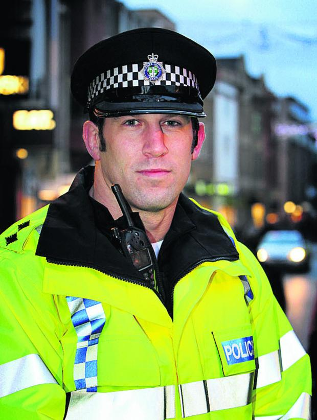 Herald Series: Inspector Andy Thompson