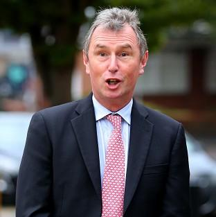 Former Commons deputy speaker Nigel Evans is accused of sex offences against seven men