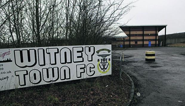 Witney community stadium