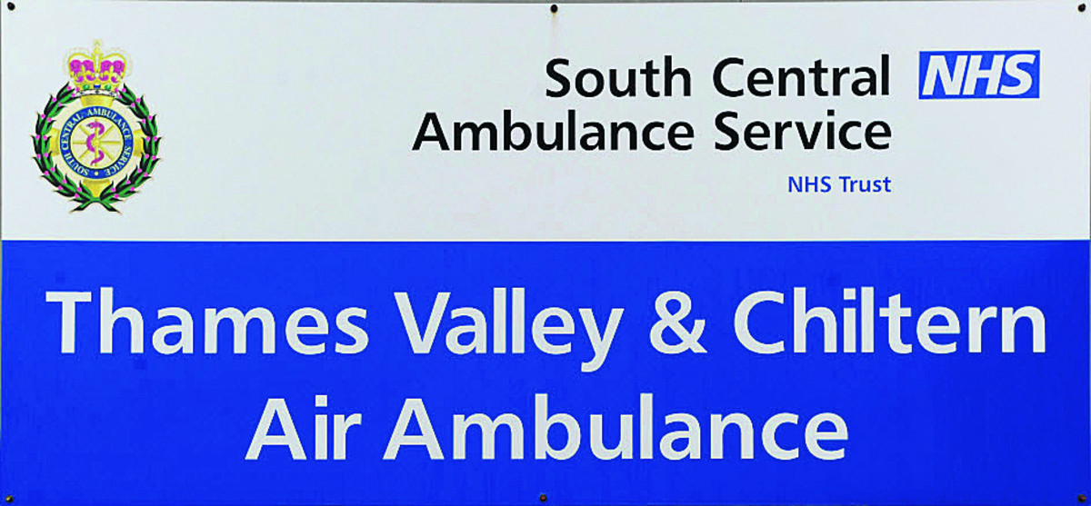Views on the air ambulance are being sought