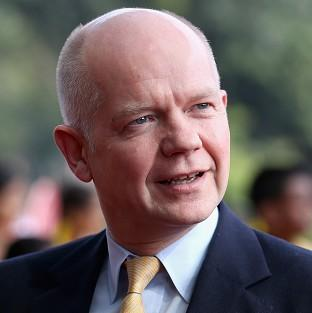 William Hague said there was a 'compelling' case for a fre