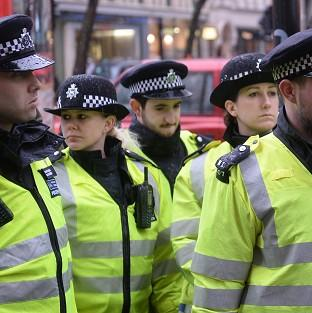 Police officers were forced to retire after 30 years