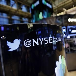 Twitter's losses have soared, despite a rise in users, according to new figures (AP)