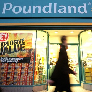 A proposed stock market flotation by Poundland could value the discount chain at �750m