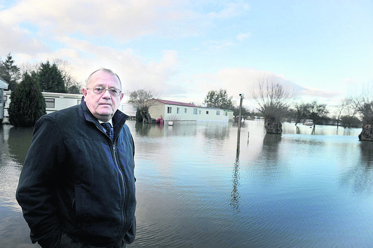 Funding agreed for flood channel
