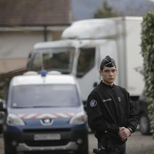 Herald Series: Police in the French Alps are questioning a man over the murders of a British engineer and his family