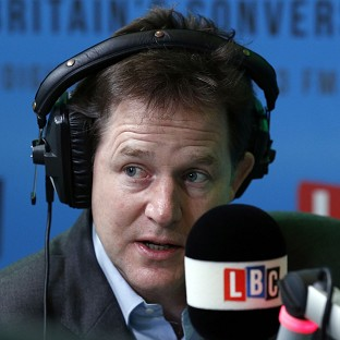 Clegg defends welfare reform action