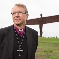 Herald Series: Paul Butler is the new Bishop of Durham (Church of England/PA)