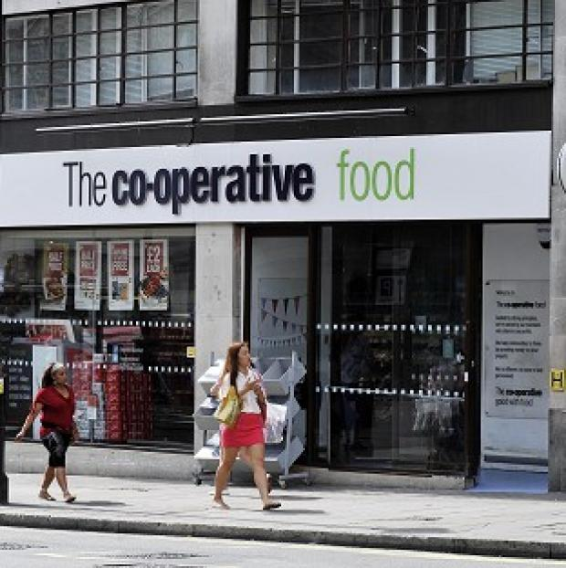 Herald Series: The Co-op is to sell its farming assets and will consider the future of its pharmacy business as part of plans to revive the troubled mutual.