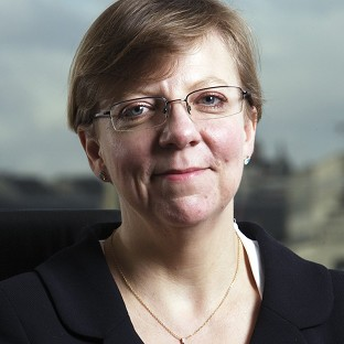 Alison Saunders said by using this new approach 'we will consider cases in the same way be they 30 days or 30 years old' (Crown Prosecution Service/PA)