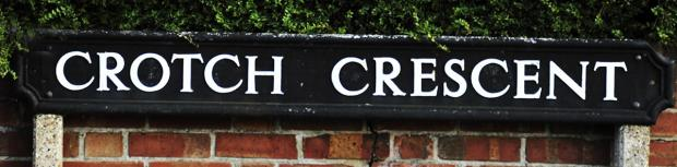 Herald Series: Crotch Crescent in Marston