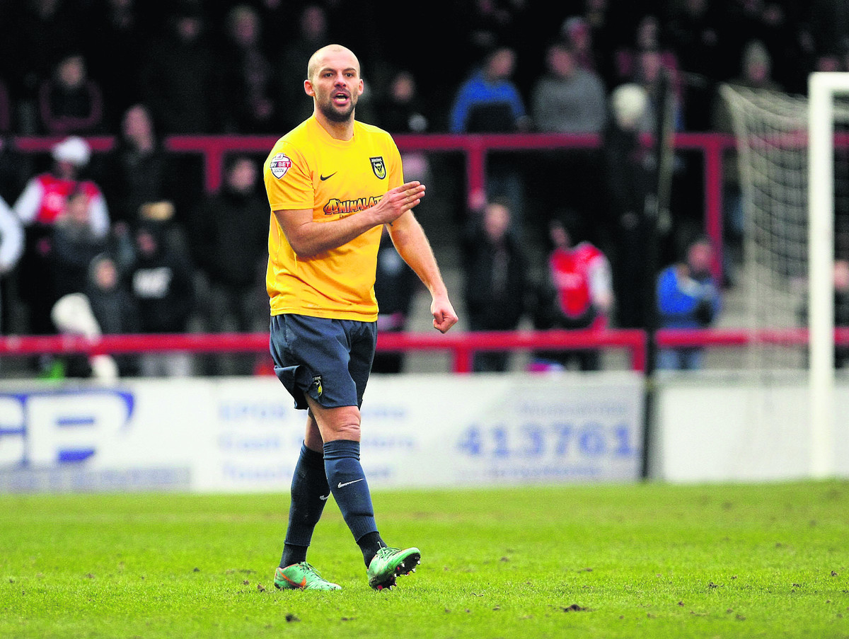 Oxford United defender David Hunt