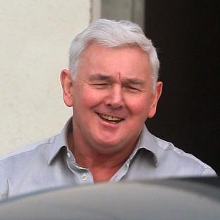 John Gilligan has been shot.