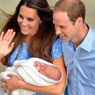 Wills and Kate take nanny on tour