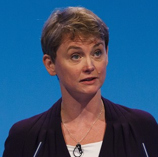 Shadow home secretary Yvette Cooper warns recorded online fraud is just the