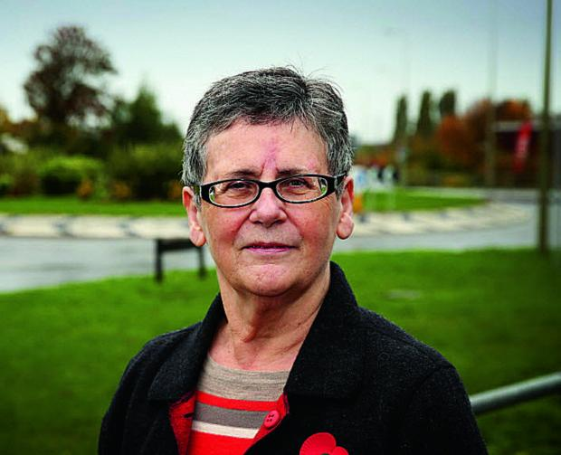 Margaret Davies, Didcot Town Council leader
