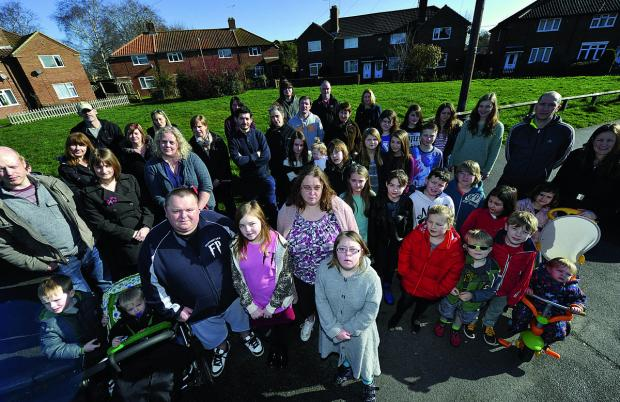 Herald Series: PEOPLE POWER: Family, friends and local residents are campaigning to make Oxford Crescent in Didcot safer after Freddie Perry, aged 10, picture below, was knocked down and killed there