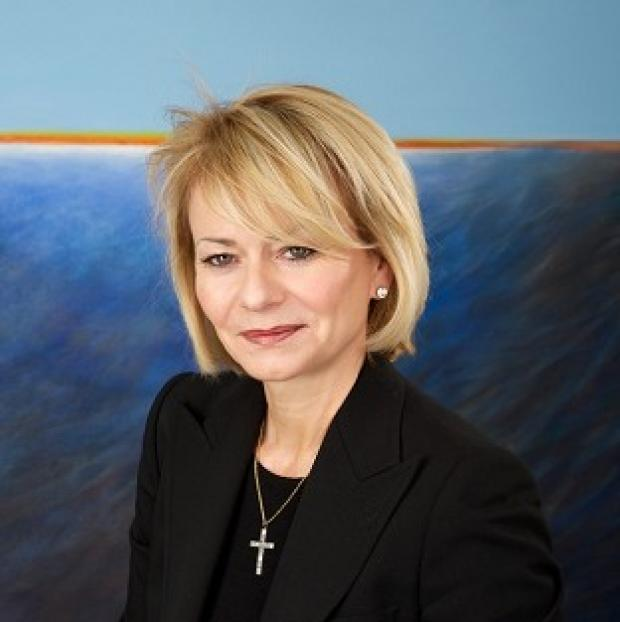 Herald Series: Harriet Green, of Thomas Cook Group, was praised for her digital strategy