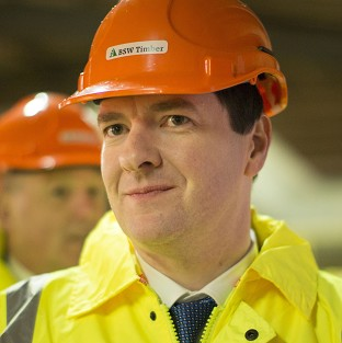 A growing trade deficit is unwelcome news for George Osborne ahead of the Budget.