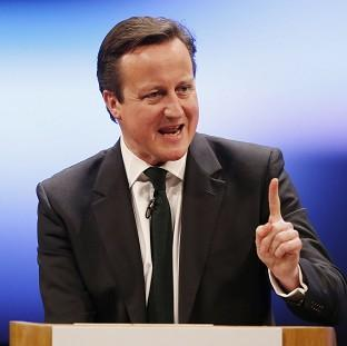 David Cameron wants to silence fears that Britain cou