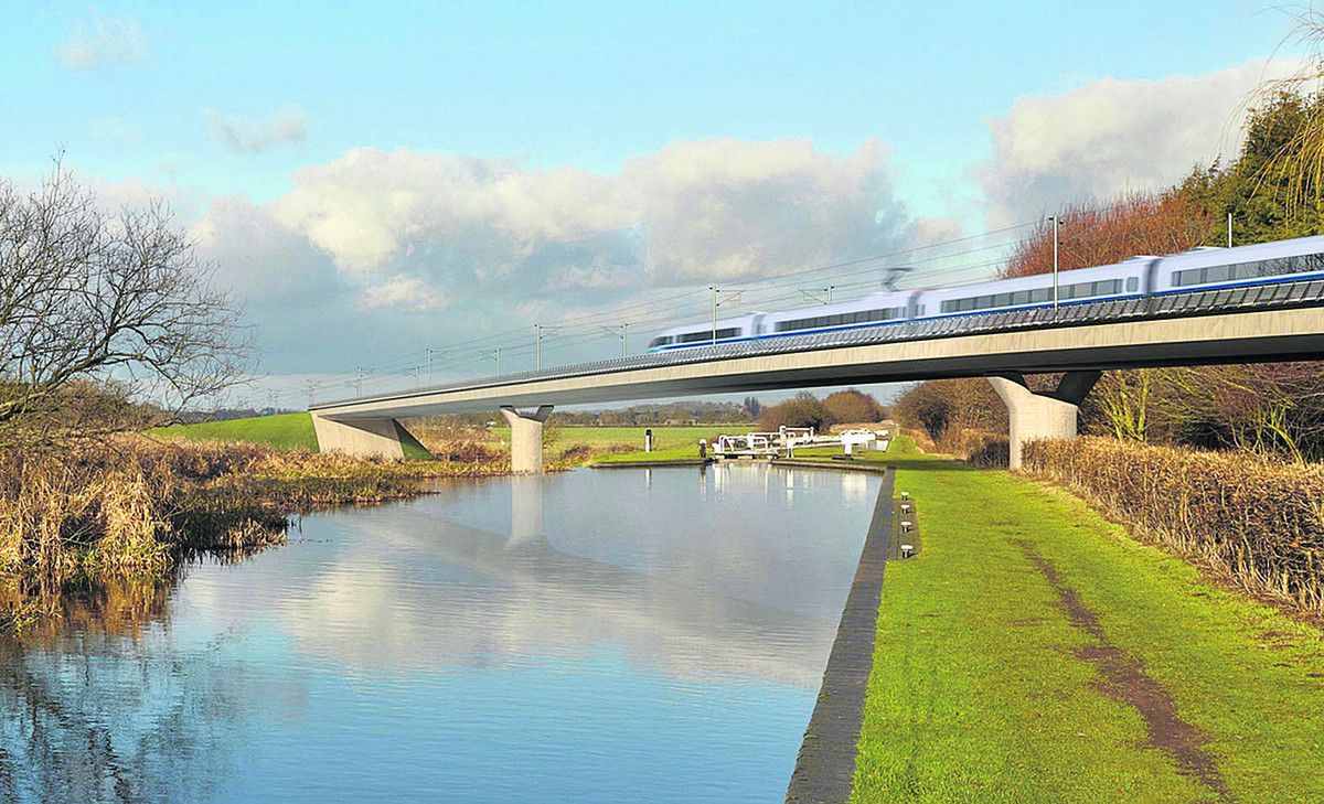 Three Oxfordshire MPs vote in favour of HS2