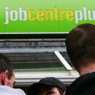 Herald Series: New figures have revealed another fall in the jobless total.