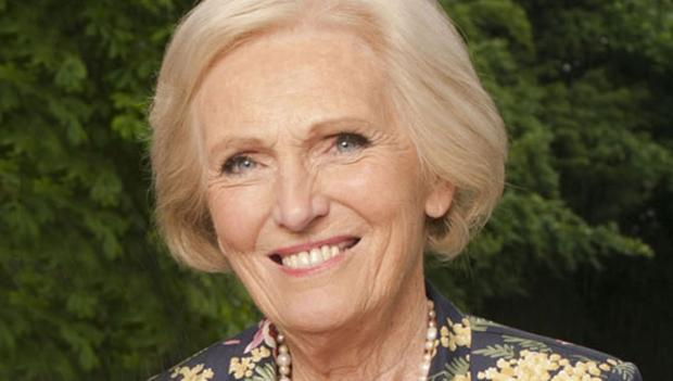 Herald Series: Cookery writer and broadcaster Mary Berry