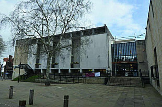 Herald Series: A revamp of Abingdon Guildhall is still going ahead