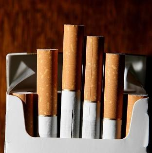 Herald Series: The Department of Health is to launch a consultation on whether tobacco products should be sold in plain, standardised packaging