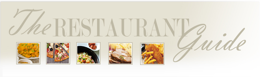 Herald Series: Restaurant Guide page image