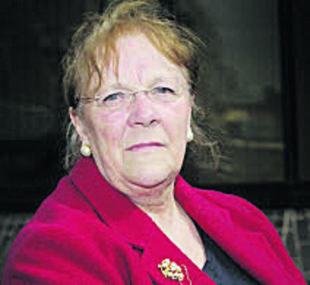 Herald Series: Oxfordshire County Council's cabinet member for education Melinda Tilley