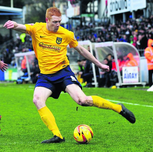 Herald Series: Dave Kitson could feature against Fleetwood today