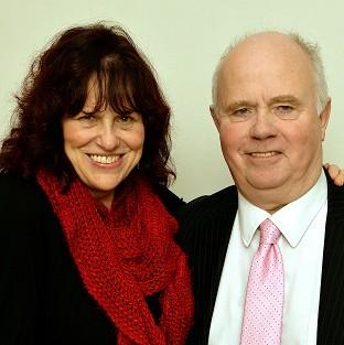 Barry and Margaret Mizen have campaigned for victims