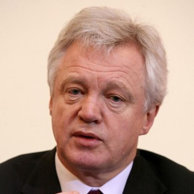 Herald Series: Senior Tory MP David Davis has said Britain can negotiate from a position of strength over Europe