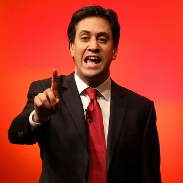 Herald Series: Labour's front bench have hailed party leader Ed Miliband's performance since being elected party leader