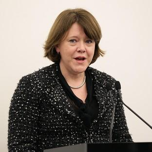 Herald Series: Tories have voiced fears over the Prime Minister's backing for Culture Secretary Maria Miller