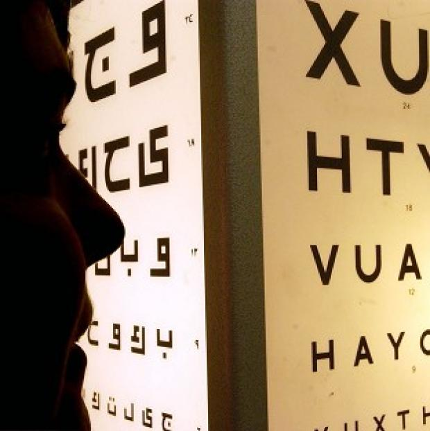 Herald Series: Advisers should be provided for those losing their sight, campaigners say.