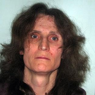 Herald Series: Debbie Vincent, 52, an animal rights activist, was found guilty of being involved in a conspiracy to blackmail a major animal testing company