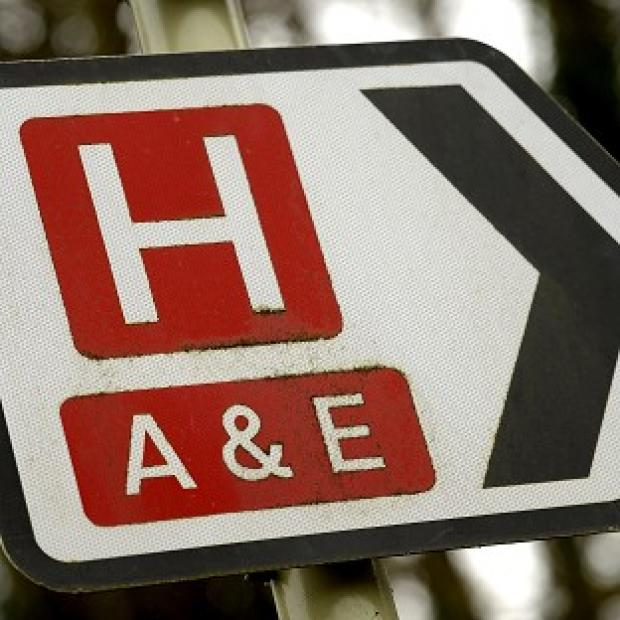 Herald Series: A seven-year-old boy is being treated in hospital after he was badly burned in an incident thought to have involved petrol