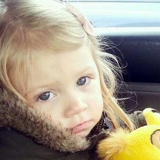 Herald Series: A man has appeared in court charged with murdering Madison Horne, two. (Police Scotland/PA)