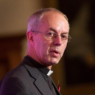 Herald Series: The Archbishop of Canterbury said he welcomed the debate about the position of Christianity in British society